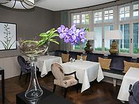 Gourmetrestaurant Ophelia, Hotel Riva, Seestr. 25, Konstanz, Baden-W&uuml;rttemberg, Deutschland, Europa<br /> Gourmetrestaurant Ophelia, Hotel Riva, Seestr. 25, Constance, Baden-W&uuml;rttemberg, Germany, Europe