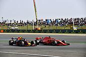 2018 Formula 1 Chinese Grand Prix Race Day Apr 15th