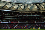 Wanda Metropolitano stadium is seen during the La Liga 2017-18 match between Atletico de Madrid and UD Las Palmas on January 28 2018 in Madrid, Spain. Photo by Diego Souto / Power Sport Images