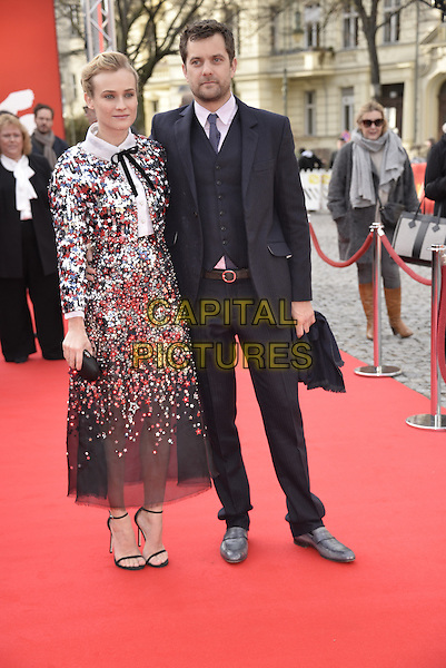 BERLIN, GERMANY - FEBRUARY 10 - Diane Kruger and Joshua Jackson attending the Galapagos Affair Premiere, at the Berlin Film Festival, on Monday, February 10, 2014<br /> <br /> CAP/AAP<br /> &copy;AAP/Capital Pictures