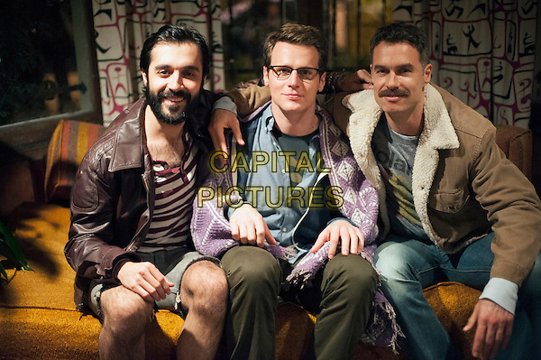 Frankie J. Alvarez, Jonathan Groff, Murray Bartlett<br /> in Looking (2014)<br /> (Season 1)<br /> *Filmstill - Editorial Use Only*<br /> CAP/FB<br /> Image supplied by Capital Pictures
