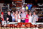 Steve &amp; Marie Smith celebrated twenty years as propriters of the Ploughman Bar Abbeyfeale, Steve &amp; Maria Smith with their son Craig , daughter Shannen &amp; staff.<br /> L-R Maureen Lenihan, Trish Browne, Jemma McCoy, Maria , Craig  , Steve , Shannen , Helen Templeman, Marguerite Williams.