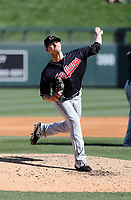 Ben Krauth - Cleveland Indians 2020 spring training (Bill Mitchell)