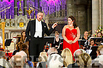 Cahersiveen's Gavan Ring performing with Tara Erraught in the O'Connell Memorial Church on Sunday with the Irish National Opera