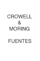 Crowell & Moring FUENTES