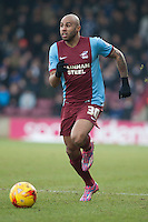 Marcus Williams of Scunthorpe Utd<br />  - Scunthorpe United vs Oldham Athletic - Sky Bet League One Football at Glanford Park, Scunthorpe, Lincolnshire - 07/02/15 - MANDATORY CREDIT: Mark Hodsman/TGSPHOTO - Self billing applies where appropriate - contact@tgsphoto.co.uk - NO UNPAID USE