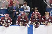 Brian O'Hanley, Greg Brown, Anthony Aiello, Mike Brennan, Justin Murphy, Joe Pearce - The University of Wisconsin Badgers defeated the Boston College Eagles 2-1 on Saturday, April 8, 2006, at the Bradley Center in Milwaukee, Wisconsin in the 2006 Frozen Four Final to take the national Title.