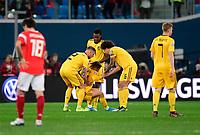 Dries Mertens forward of Belgium  <br /> Saint Petersbourg  - Qualification Euro 2020 - 16/11/2019 <br /> Russia - Belgium <br /> Foto Photonews/Panoramic/Insidefoto <br /> ITALY ONLY