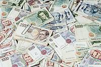 Banconote lire italiane fuori corso