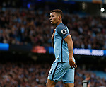 Gabriel Jesus of Manchester City during the English Premier League match at the Etihad Stadium, Manchester. Picture date: May 16th 2017. Pic credit should read: Simon Bellis/Sportimage