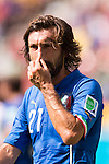 Andrea Pirlo (ITA), JUNE 20, 2014 - Football / Soccer : FIFA World Cup Brazil 2014 Group D match between Italy 0-1 Costa Rica at Arena Pernambuco in Recife, Brazil. (Photo by Maurizio Borsari/AFLO) [0855]