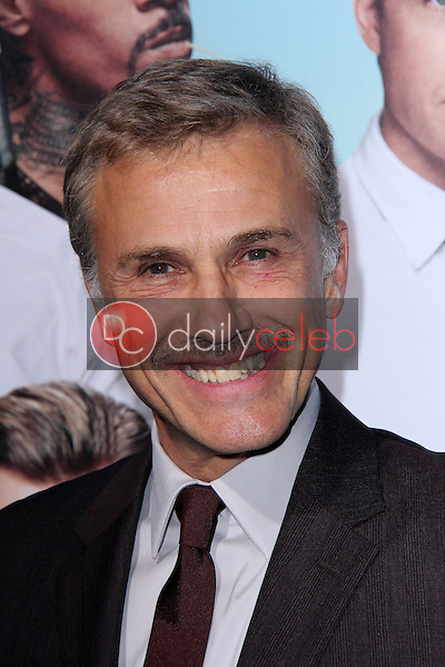 """Christoph Waltz<br /> at the """"Horrible Bosses 2"""" Los Angeles Premiere, TCL Chinese Theater, Hollywood, CA 11-20-14<br /> David Edwards/DailyCeleb.com 818-249-4998"""