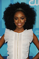 www.acepixs.com<br /> May 18, 2017 New York City<br /> <br /> Ashleigh Murray attending arrivals for CW Upfront Presentation in New York City on May 18, 2017.<br /> <br /> Credit: Kristin Callahan/ACE Pictures<br /> <br /> <br /> Tel: 646 769 0430<br /> Email: info@acepixs.com