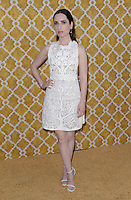 Zoe Lister-Jones @ the HBO premiere of 'Confirmation' held @ the Paramount Studios theatre.<br /> March 31, 2016