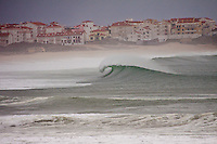 SUBERTUBOS, Peniche/Portugal (Wednesday, October 6, 2010)  .The Rip Curl Pro Portugal is set to start tomorrow and continues the dramatic battle for the 2010 ASP World Title Race between Kelly Slater (USA), 38, Jordy Smith (ZAF), 21, Mick Fanning (AUS), 29, and Taj Burrow (AUS), 32..Stephanie Gilmore (AUS), 22, reigning three-time ASP Women's World Champion and current ASP Women's World No. 1, will return to the singlet in Portugal as she campaigns for a fourth, consecutive crown..The Rip Curl Pro Portugal will run from October 7 through 18, 2010..Photo: joliphotos.com