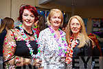 Eileen Kennedy (Caragh Lake), Pat Turner and Sandra Kearney from Tralee at the official opening of <br /> the Paradise Beauty Bar in Lower Rock Street on Friday night