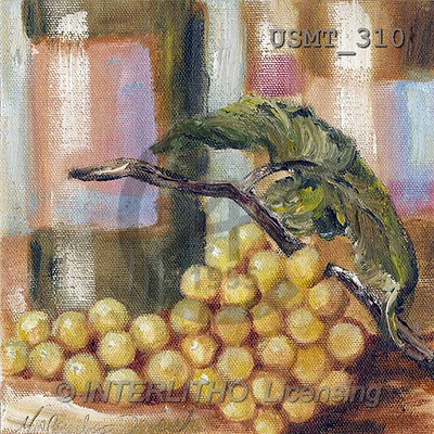 Malenda, NAPKINS, paintings(USMT310,#SV#) Servietten, servilletas, illustrations, pinturas
