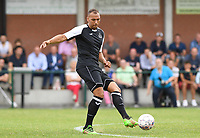 20190717 - LICHTERVELDE , BELGIUM : Roeselare's Mael Lepicier pictured during a friendly game between KSV Roeselare and Royal Excelsior Mouscron Moeskroen during the preparations for the 2019-2020 season , Wednesday 17 July 2019 ,  PHOTO DAVID CATRY | SPORTPIX.BE