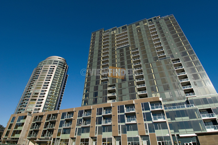 The Atwater and John Ross Condominiums, South Waterfront, Portland, Oregon