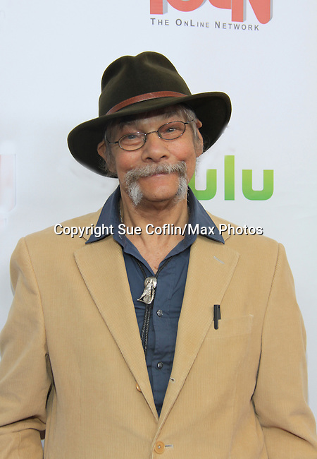 "Prospect Park's All My Children's Matthew Cowles ""Billy Clyde Tuggle"" on the Red Carpet at New York Premiere Event for beloved series ""All My Children"" on April 23, 2013 at NYU Skirball, New York City, New York  as The Online Network (TOLN) - AMC - OLTL  begin airing on April 29, 2013 on Hulu, Hulu Plus. (Photo by Sue Coflin/Max Photos)"
