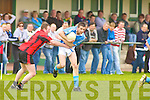 Darren Courtney Firies Derry O'Sullivan Fossa