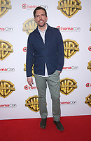 29 March 2017 - Las Vegas, NV -  Ed Helms. 2017 Warner Brothers The Big Picture Presentation at CinemaCon at Caesar's Palace.  Photo Credit: MJT/AdMedia