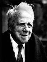 Robert Frost, poet.