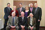 Gerry McDermot and Fran Gavin from the FAI, Jacinta Murphy and Tina Cooney with Founder Members, John Maguire, Ivor Cooney, Joe Murphy, Jimmy Maguire and Peader Reynolds at the 25th Anniversary of Drogheda Boys FC....Photo NEWSFILE/Jenny Matthews.(Photo credit should read Jenny Matthews/NEWSFILE)....This Picture has been sent you under the condtions enclosed by:.Newsfile Ltd..The Studio,.Millmount Abbey,.Drogheda,.Co Meath..Ireland..Tel: +353(0)41-9871240.Fax: +353(0)41-9871260.GSM: +353(0)86-2500958.email: pictures@newsfile.ie.www.newsfile.ie.FTP: 193.120.102.198.