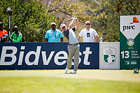 Louis Oosthuizen (RSA) on the 13th tee during the final round of the Nedbank Golf Challenge hosted by Gary Player,  Gary Player country Club, Sun City, Rustenburg, South Africa. 11/11/2018 <br /> Picture: Golffile | Tyrone Winfield<br /> <br /> <br /> All photo usage must carry mandatory copyright credit (&copy; Golffile | Tyrone Winfield)