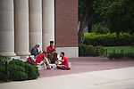 Meeting of the Minds.  Photo by Kevin Bain/Ole Miss Communications