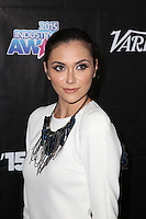 LOS ANGELES - AUG 19:  Alyson Stoner at the 2015 Industry Dance Awards and Cancer Benefit Show at the Avalon on August 19, 2015 in Los Angeles, CA