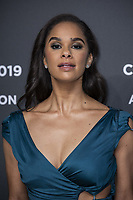 "Misty Copeland attends the gala night for official presentation of the Presentation of the Pirelli Calendar 2019 ""The cal"" held at the Hangar Bicocca. Milan (Italy) on december 5, 2018. Credit: Action Press/MediaPunch ***FOR USA ONLY***"