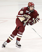 Brian Boyle - The Boston College Eagles defeated the Miami University Redhawks 5-0 in their Northeast Regional Semi-Final matchup on Friday, March 24, 2006, at the DCU Center in Worcester, MA.