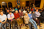 John Brassil launched his campaign for Fianna Fáil TD at a meeting of Members at the White Sands Hotel in Basllyheigue on Thursday.