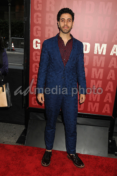 "10 June 2015 - Los Angeles, California - Mo Aboul-Zelof. LA Film Festival 2015 Opening Night Premiere of ""Grandma"" held at Regal Cinemas LA Live. Photo Credit: Byron Purvis/AdMedia"