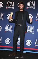 07 April 2019 - Las Vegas, NV - Chris Janson. 54th Annual ACM Awards Press Room at MGM Grand Garden Arena. Photo Credit: MJT/AdMedia