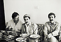 Irak 1991<br /> Chris Kutschera, Hoshyar Zibari et Rast Shawes<br /> Iraq 1991<br /> Chris Kutschera, Hoshyar Zibari and Rast Shawes