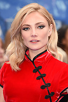 Clara Paget at the &quot;Valerian and the City of a Thousand Planets&quot; European Premiere at Cineworld Leicester Square, London, UK. <br /> 24 July  2017<br /> Picture: Steve Vas/Featureflash/SilverHub 0208 004 5359 sales@silverhubmedia.com