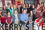 Fairies Cross Medical Centre staff enjoying a christmas night out at O'Donells Bar on Saturday.  Front l-r Jenny Crushell, Mike Ryle, John Chute, Mary Glancy.  Back l-r Deirdre Lynch, Tom O'Regan, Siti Ibrahim, Eileen O'Connell, Ruth Lynch, Fiona Costello, Sheila Ryle, Grainne Ryle, Susan McNamara, Margaret Spring, Nuala Corbett, Kate O'Regan