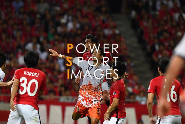URAWA RED DIAMONDS (JPN)- JEJU UNITED FC (KOR) AFC Champions League Round of at the Saitama Stadium 2002, Saitama ,  on  31 MAY 2017 in SAITAMA,Japan<br /> Photo by Harada Kenta /Agece SHOT