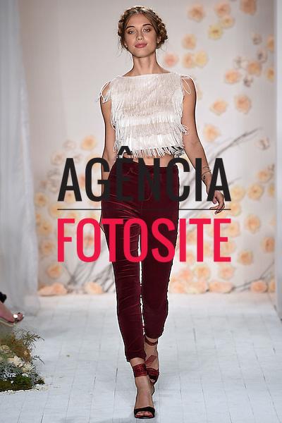 Lauren Conrad Runway for Kohl <br /> <br /> New York -  Verao 2016