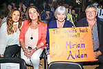 At the Castlisland Desmonds Ladies Club and muire gan smal presentation primary Strictly Come Dancing at the Community Centre Castleisland on Saturday were Rachel Cronin, Lillian Cronin, Mary Casey and William Leen