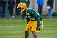 Green Bay Packers safety Jermaine Whitehead (35) during an Organized Team Activity on May 23, 2017 at Clarke Hinkle Field in Green Bay, Wisconsin.  (Brad Krause/Krause Sports Photography)