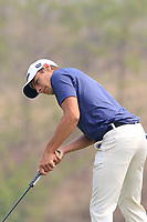 Joakim Lagergren (SWE) in action during the final round of the Volvo China Open played at Topwin Golf and Country Club, Huairou, Beijing, China 26-29 April 2018.<br /> 29/04/2018.<br /> Picture: Golffile | Phil Inglis<br /> <br /> <br /> All photo usage must carry mandatory copyright credit (&copy; Golffile | Phil Inglis)