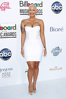 Amber Rose at the 2012 Billboard Music Awards held at the MGM Grand Garden Arena on May 20, 2012 in Las Vegas, Nevada. © mpi28/MediaPUnch Inc.