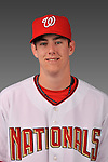 14 March 2008: ..Portrait of Ryan Buchter, Washington Nationals Minor League player at Spring Training Camp 2008..Mandatory Photo Credit: Ed Wolfstein Photo