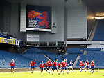 220711 Rangers training