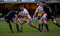 Wasps' Will Stuart in action during todays match<br /> <br /> Photographer Bob Bradford/CameraSport<br /> <br /> European Rugby Heineken Champions Cup Pool 1 - Bath Rugby v Wasps - Saturday 12th January 2019 - The Recreation Ground - Bath<br /> <br /> World Copyright &copy; 2019 CameraSport. All rights reserved. 43 Linden Ave. Countesthorpe. Leicester. England. LE8 5PG - Tel: +44 (0) 116 277 4147 - admin@camerasport.com - www.camerasport.com