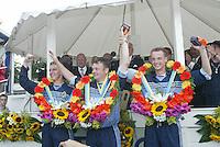Kaatsen 150 jarige PC Franeker 30 juli 2003