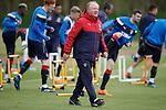 11.05.2018 Rangers training: Jimmy Nicholl